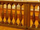 Balustrade de communion